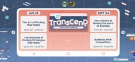 DLSU ENGLICOM presents Transcend: Engage Amidst the Digital Age!