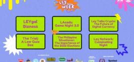 Ley Week 2021: A Celebration of the Rhyme and Reason of the Law